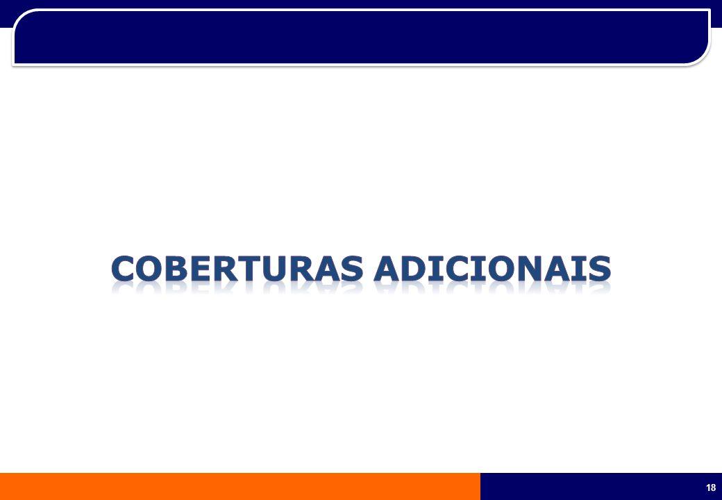 19 Novo Coberturas adicionais à Lei 9.656/98 Escleroterapia (12 sessões ao ano) Tratamento de vasinhos e microvarizes (varicoses).