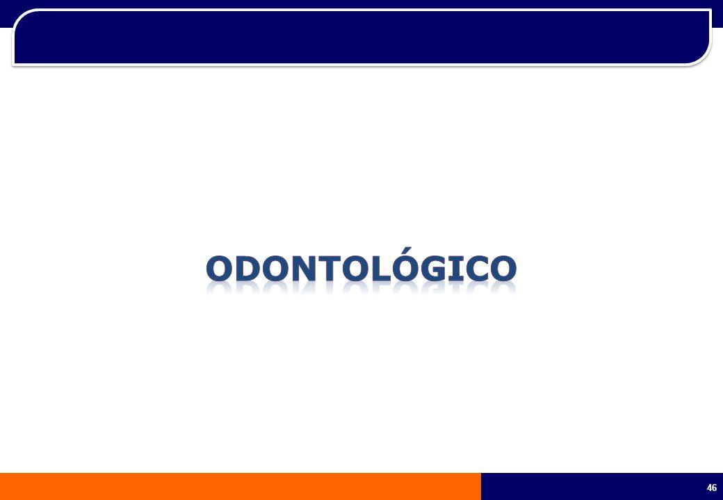 47 Máximo Novo Prestige SulAmérica Odontológico Executivo Básico Empresarial PME (a partir de 30 pessoas) (de 04 a 29 pessoas) Empresarial PME (a partir de 30 pessoas) (de 04 a 29 pessoas) Especial