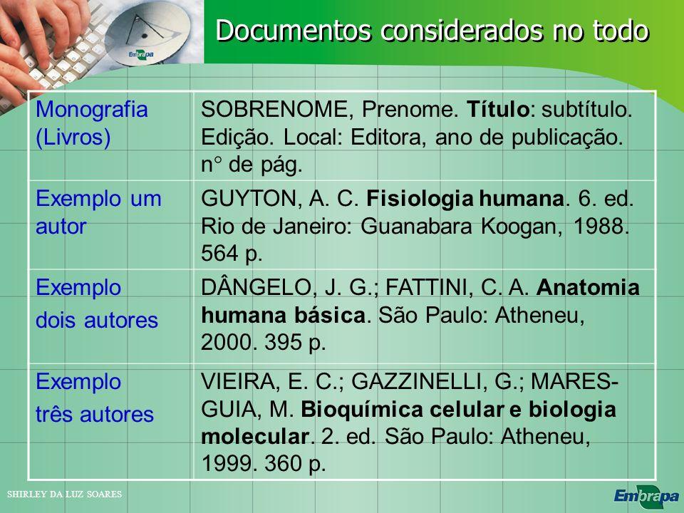 SHIRLEY DA LUZ SOARES Sem autorECONOMIA política e seguridade social: uma contribuição à crítica (coletânea de textos).