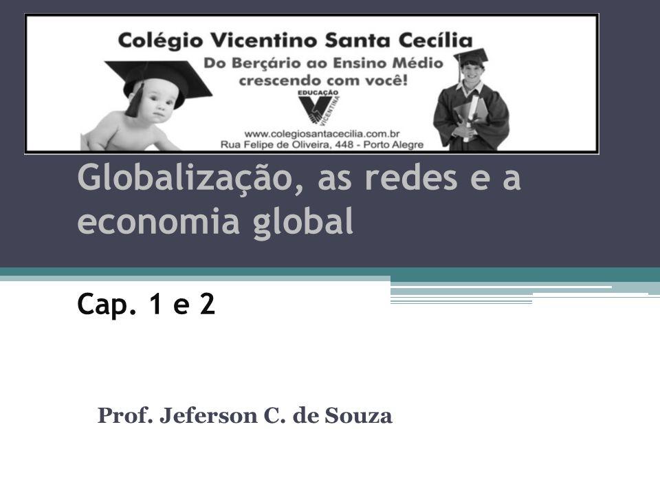 Capitalismo financeiro ou monopolista A fábrica global instala-se além de toda e qualquer fronteira, articulando capital, tecnologia, força de trabalho, divisão do trabalho social...