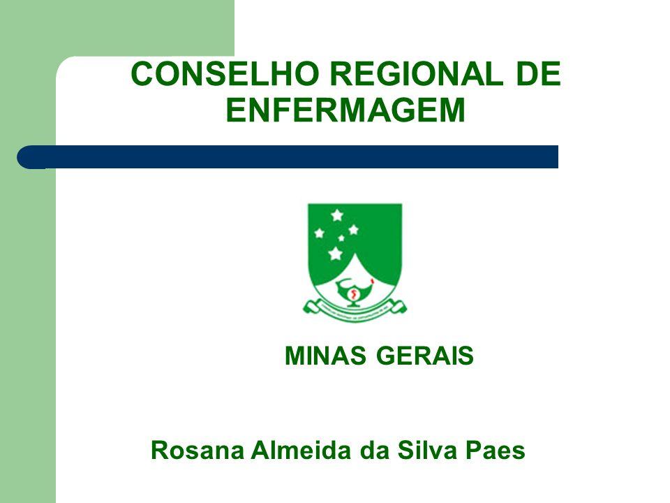 CÂMARA TÈCNICA DE ATENÇÃO BÁSICA COREN MG 2006, 2007, 2008, 2009, 2010e 2011