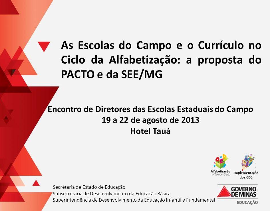 Estrutura e modelo de governança Belo Horizonte, 15 de Janeiro de 2013 Relatório da atividade Definição do modelo de governança do programa, especialm