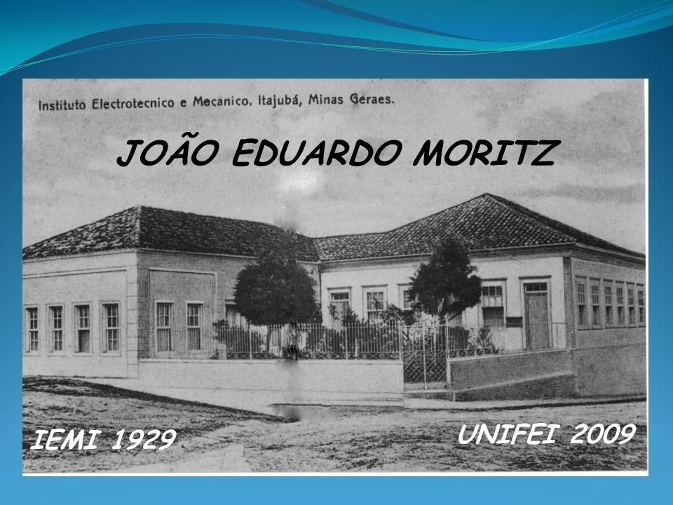 JOÃO EDUARDO MORITZ IEMI 1929 UNIFEI 2009