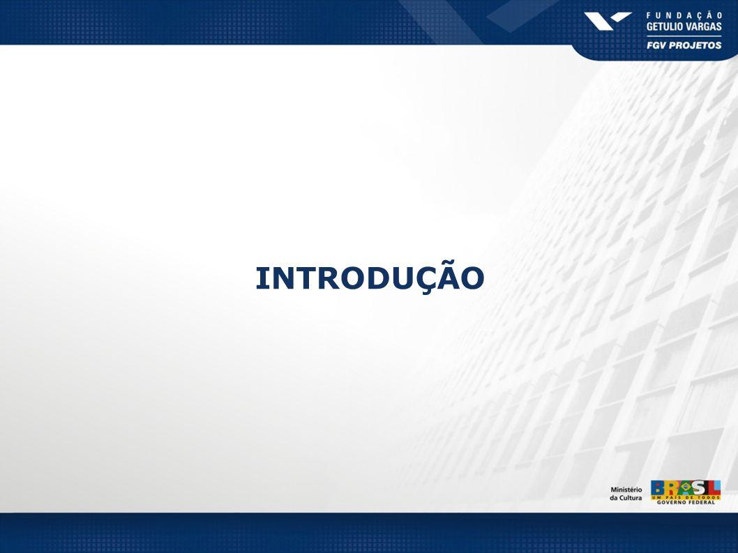 INSTALAÇÃO E ESTRUTURA FÍSICA (%) Equipamentos e serviços que a biblioteca municipal possui: - Brasil - POSSUI SERVIÇOS BASE: TOTAL DE BIBLIOTECAS ABERTAS (4.763)
