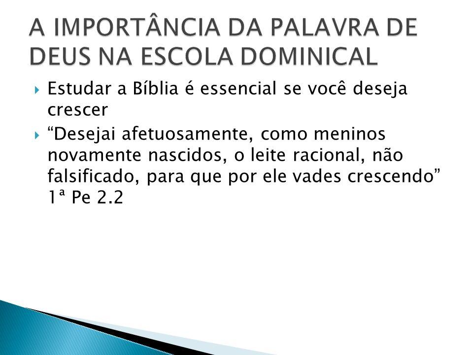 Como fazer para interpretar a Bíblia de forma correta.