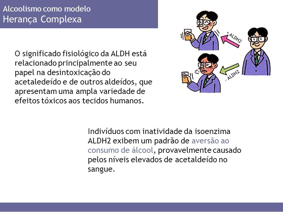 O significado fisiológico da ALDH está relacionado principalmente ao seu papel na desintoxicação do acetaledeído e de outros aldeídos, que apresentam uma ampla variedade de efeitos tóxicos aos tecidos humanos.