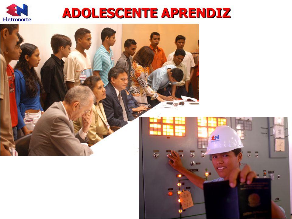 Eletronorte ADOLESCENTE APRENDIZ