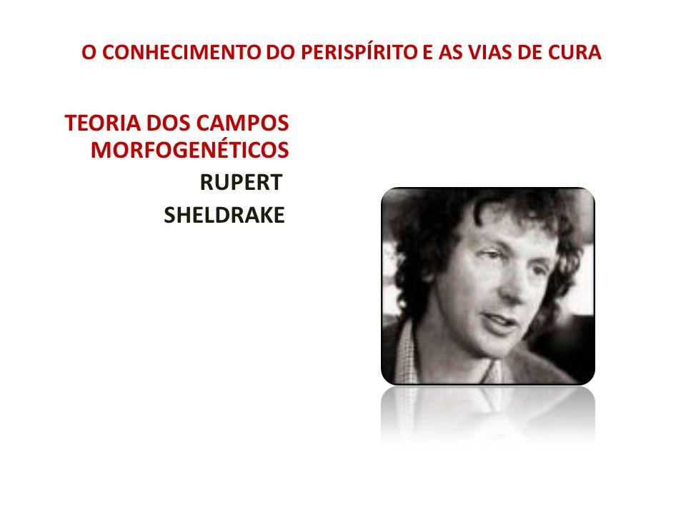 O CONHECIMENTO DO PERISPÍRITO E AS VIAS DE CURA TEORIA DOS CAMPOS MORFOGENÉTICOS RUPERT SHELDRAKE