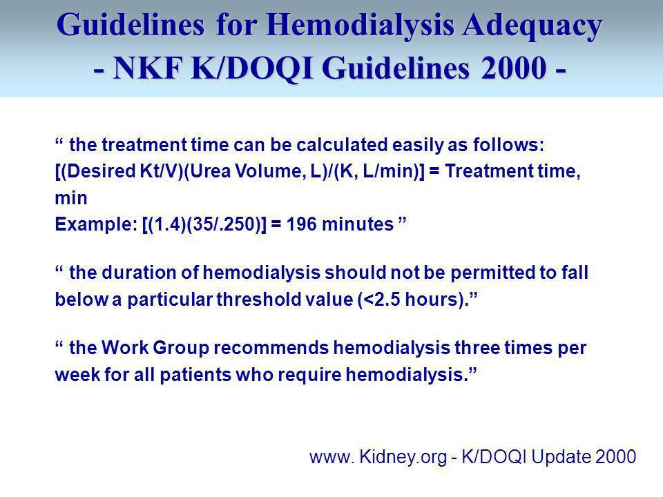 Kt/V > mínimo aceitável Ausência de desnutrição PA controlada Fósforo normal Ausência de anemia HD sem intercorrências Qualidade de vida Longa sobrevida O que seria uma HD adequada O que seria uma HD adequada?