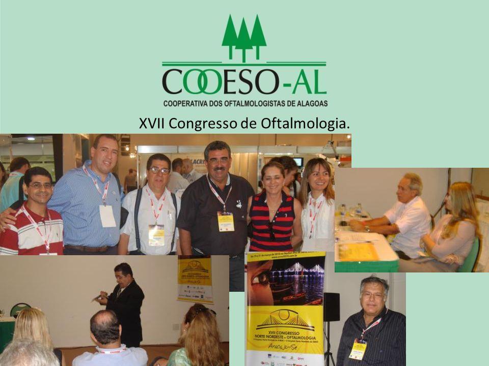 XVII Congresso de Oftalmologia.