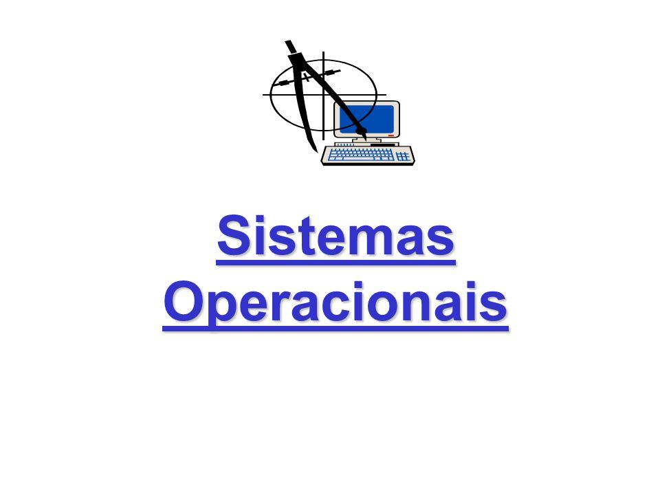 Sistemas Operacionais32 SISTEMAS MONOLÍTICOS Não há estruturação visível; SO é escrito como uma coleção de processos cada processo podendo fazer chamadas a qualquer outro; Os serviços (system calls) são requisitados através da colocação dos parâmetros em lugares definidos (pilhas e registradores) e da execução de uma chamada de sistema especial (TRAP) ao kernel ;
