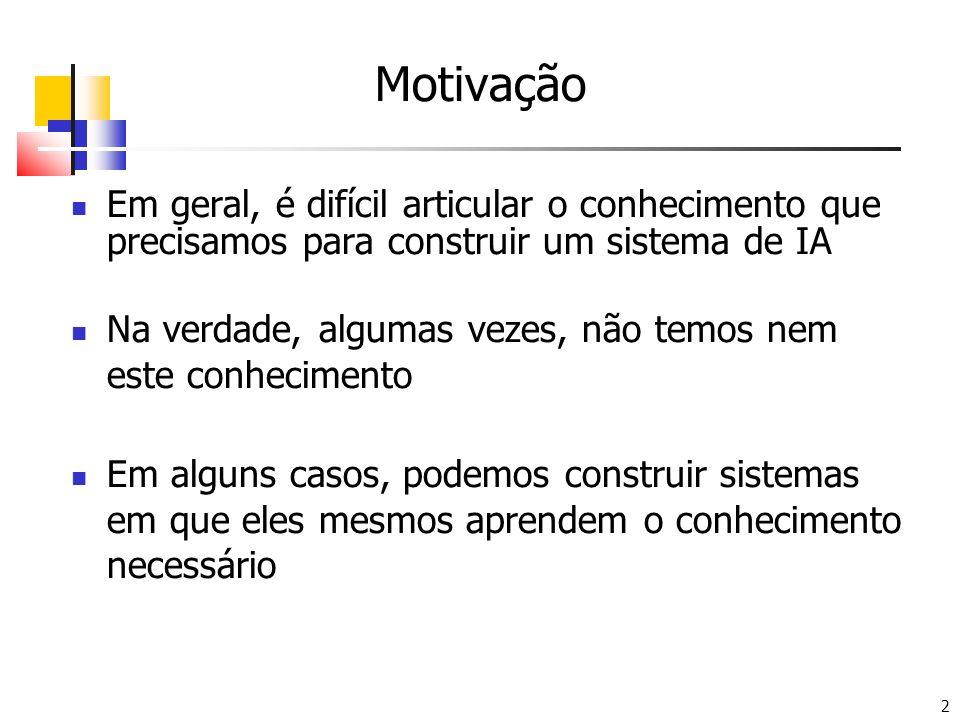 13 Entrada: Conceitos, Instâncias, Atributos Marcilio Souto DIMAp/UFRN