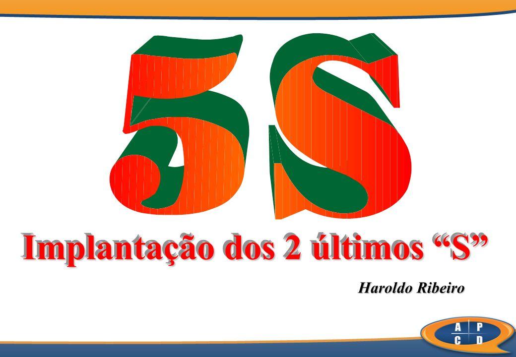 Haroldo Ribeiro Haroldo Ribeiro Implantação dos 2 últimos S