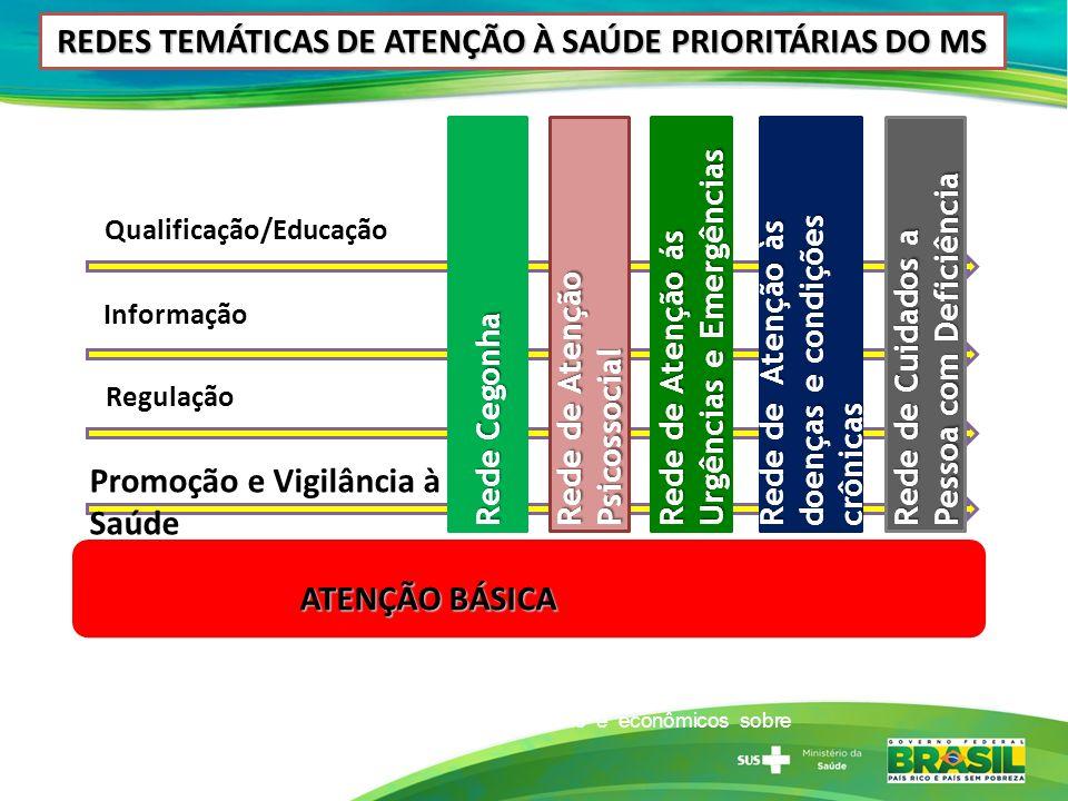 PLANEJAMENTO E PROGRAMAÇÃO DA REDE DE ATENÇÃO DE URGÊNCIA E EMERGÊNCIA - impactos assistenciais e econômicos sobre diferentes perspectivas REDES TEMÁT