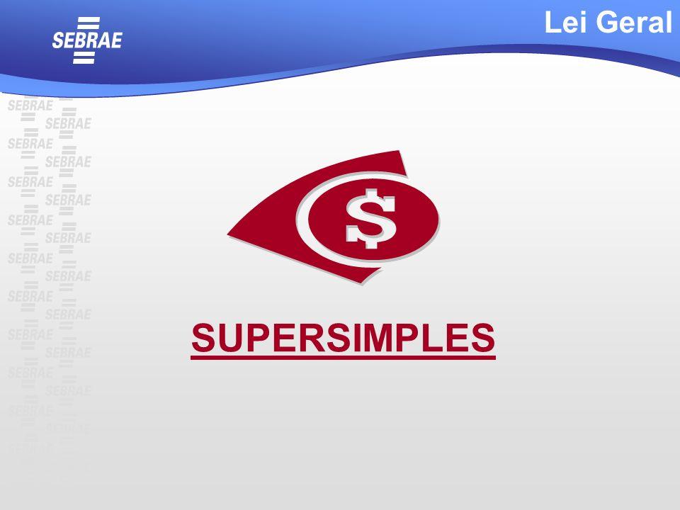 SUPERSIMPLES Lei Geral