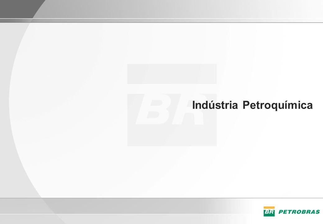 Reestruturação e Consolidação do Setor Reestruturação do setor petroquímico nacional – Consolidação de grandes atores no país, com escala internacional.