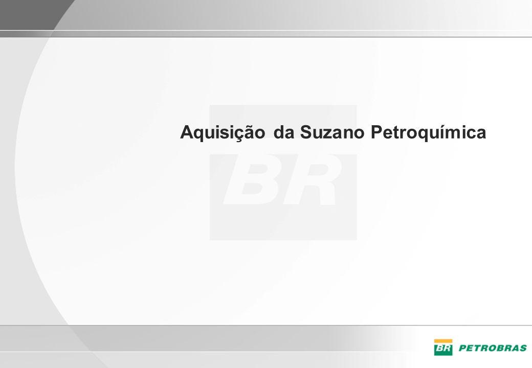 Aquisição da Suzano Petroquímica