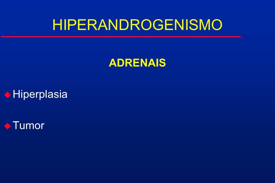 ANDROGÊNIOS Preparados comerciais: HORMÔNIOS MASCULINOS MANIPULAÇÃO u Metiltestosterona: 2,5 ou 5,0 mg - associação à estrogênio.