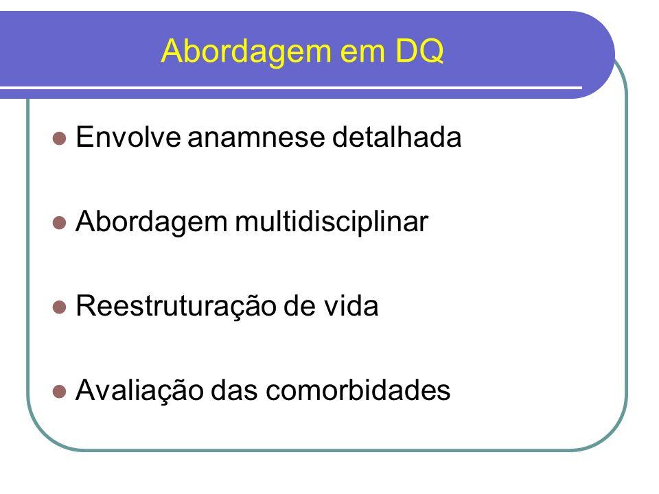 Critérios de Dependência em Psicofámacos 1.Tolerância aos seus efeitos 2.