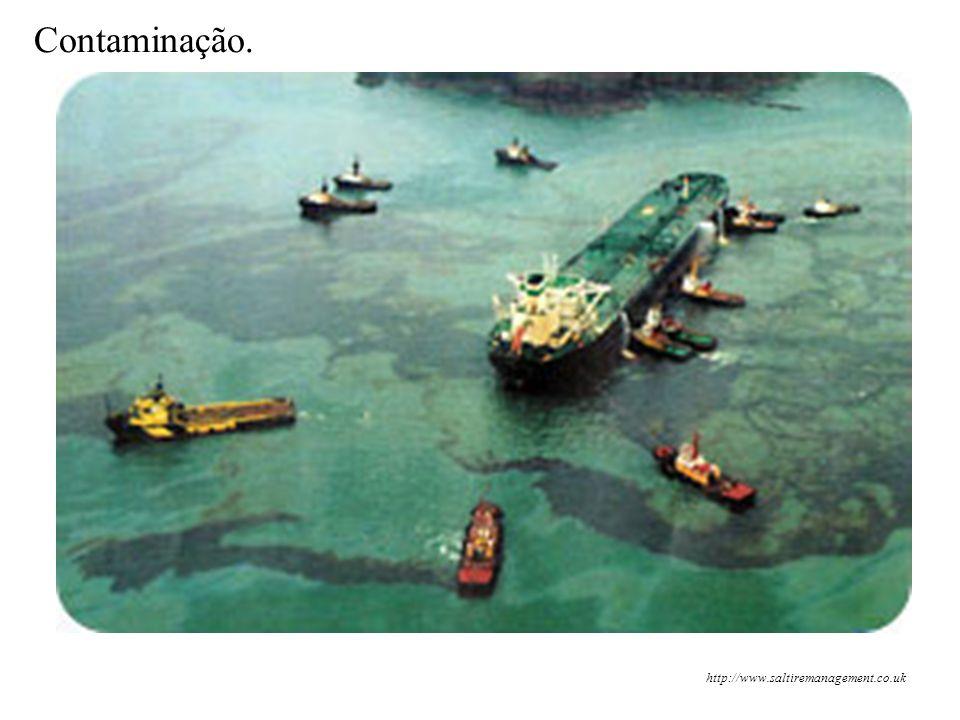 Contaminação. http://www.saltiremanagement.co.uk