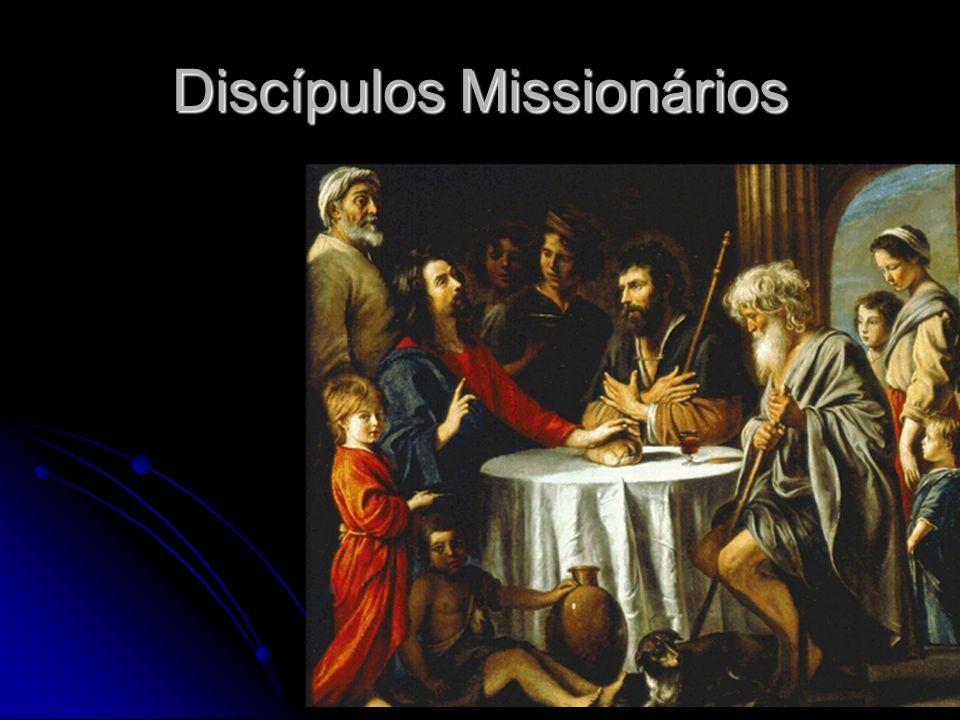 Discípulos Missionários