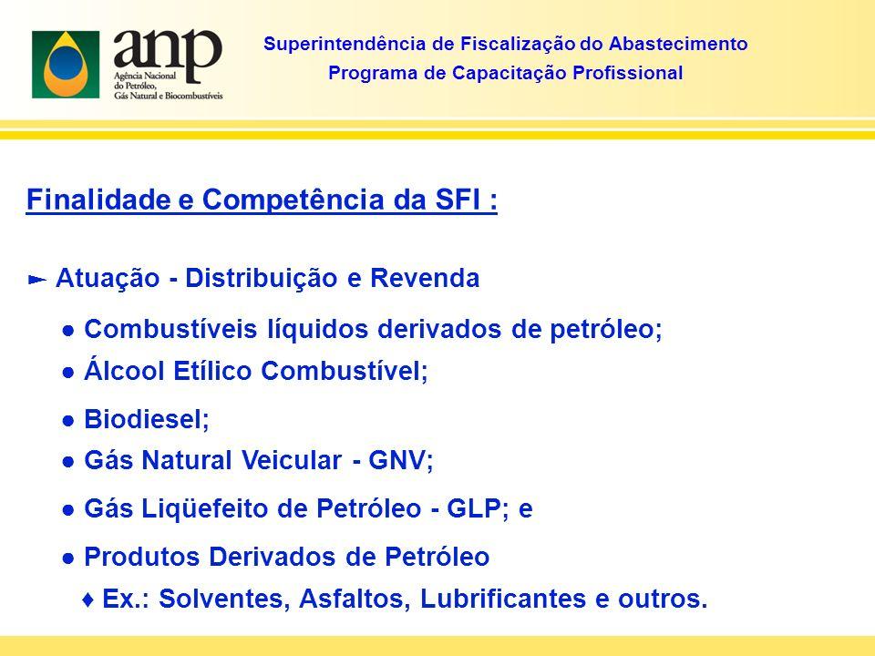 Atuação - Distribuição e Revenda Combustíveis líquidos derivados de petróleo; Álcool Etílico Combustível; Biodiesel; Gás Natural Veicular - GNV; Gás L