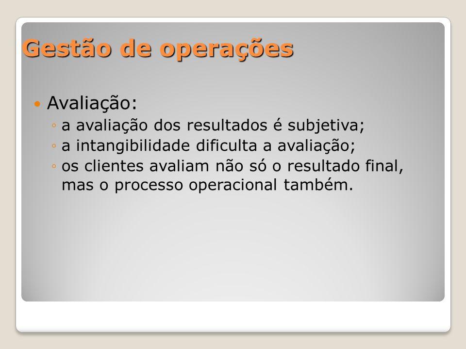 Mudando o conceito de serviço EXPERIÊNCIA RESULTADO OPERAÇÃO VALOR Conceito 1 EXPERIÊNCIA RESULTADO OPERAÇÃO VALOR Conceito 2