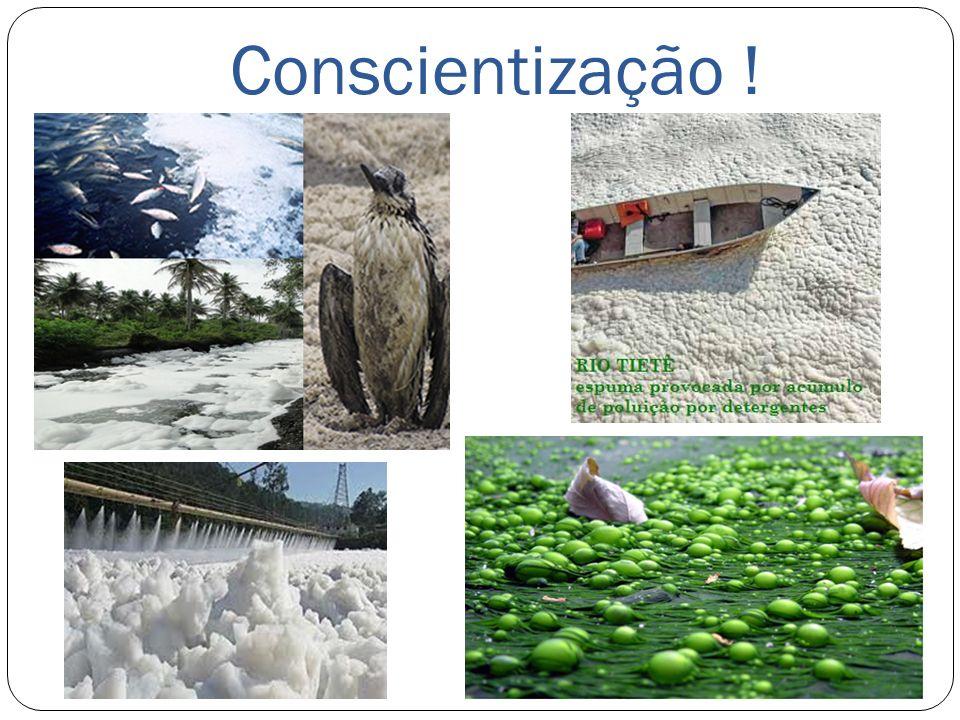 Conscientização !