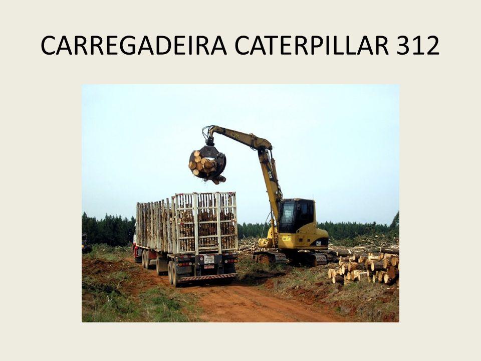 CARREGADEIRA CATERPILLAR 312