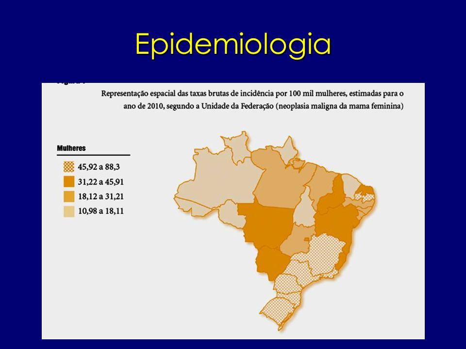 Epidemiologia – Mato Grosso INCA
