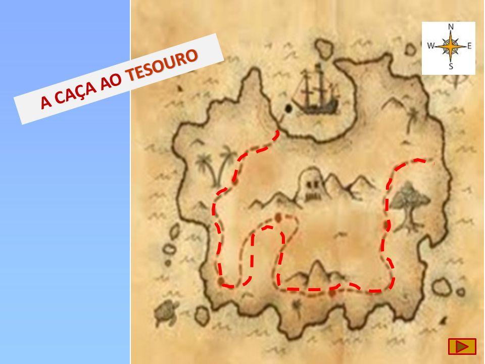 TESOURO A CAÇA AO TESOURO