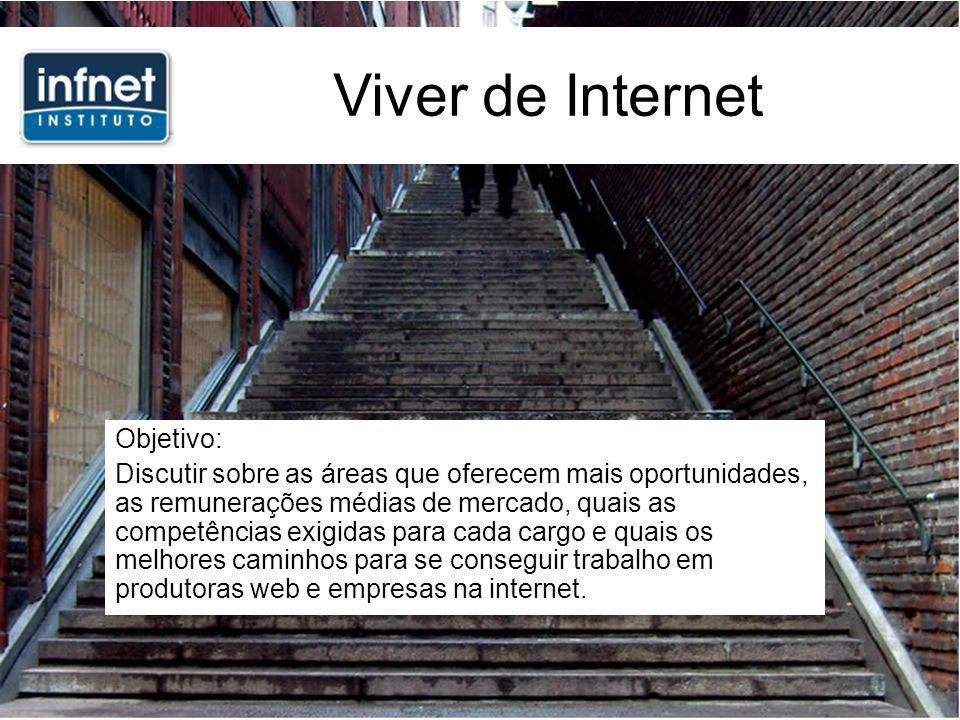 Viver de infra-estrutura Webmaster / Engenheiro de Redes...