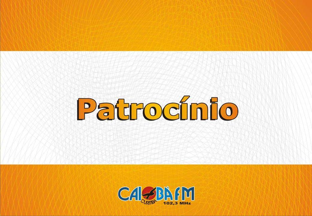 Programação - Caiobá FM – 102,3 MHz Julho de 2006 00:00 às 05:00h Segunda à Sábado 00:00 às 06:00h Domingo Madrugada Chama com Ricardo Augusto Programa para aqueles que dormem tarde ou estão trabalhando.