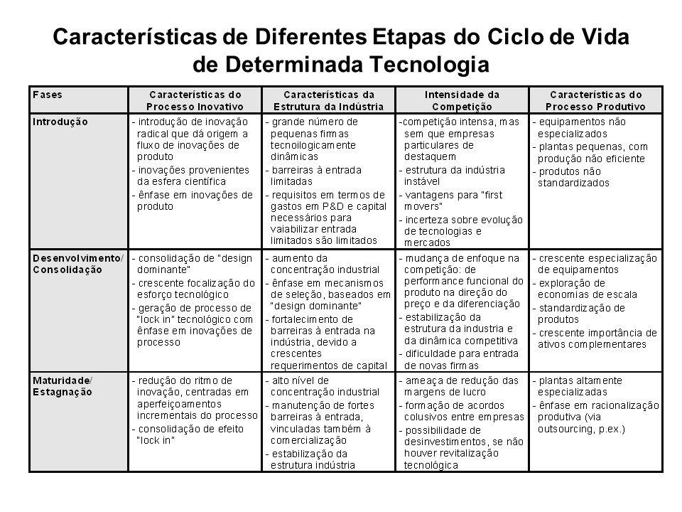 COMPETITIVIDADE E PADRÕES DE CONCORRÊNCIA (Made in Brazil: Desafios competitivos para a indústria, 1995)