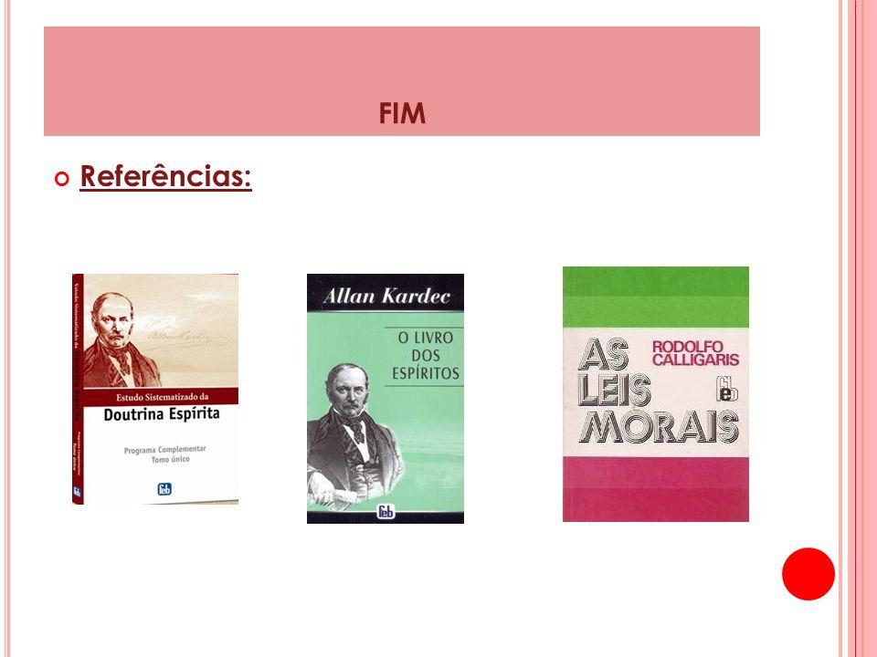 FIM Referências: