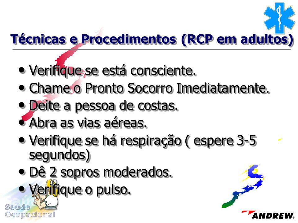 O que é RCP? Ressuscitação Cardiopulmonar (RCP), consiste na combinação de respiração boca a boca com compressões externas sobre o peito. Ressuscitaçã
