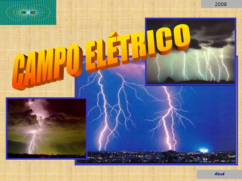 CAMPO Campos mais Importantes Campo Elétrico Campo Magnético Campo Gravitacional P g m m P g = Abud 2008