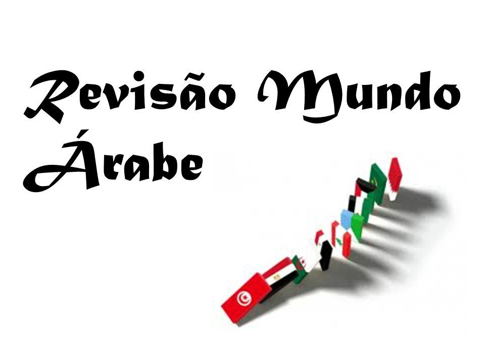 1.Existe uma nação árabe. Jamais existiu uma nação árabe, no sentido de um Estado unificado.