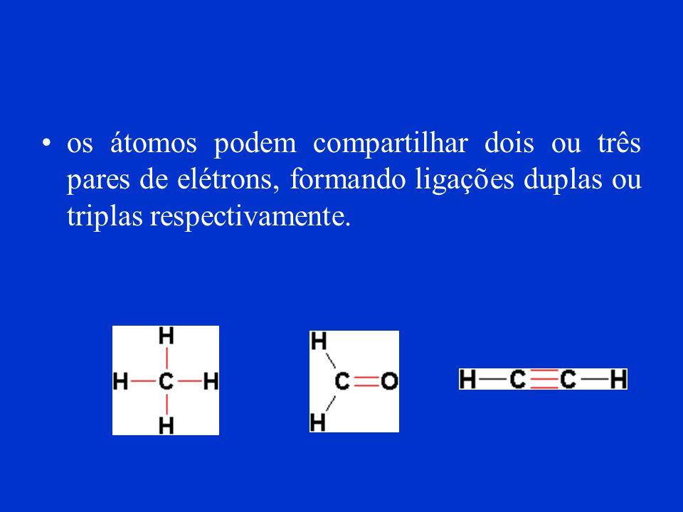3º. Postulado: Encadeamento constante. Os átomos de carbono podem se ligar entre si ou com átomos de outros elementos químicos, formando longas estrut