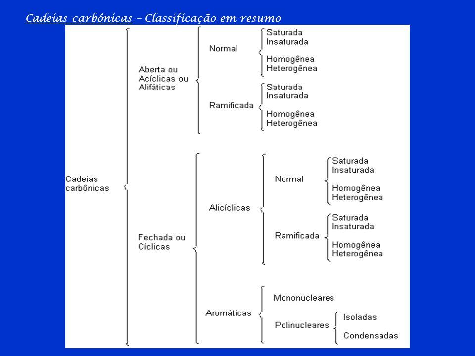 AROMÁTICA POLINUCLEAR NÚCLEOS ISOLADOS