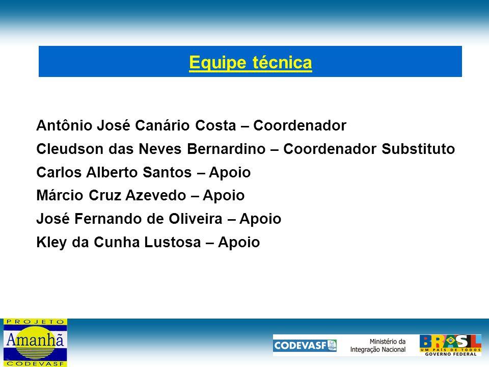 Desafios Renovar o contrato de cooperação técnica com a Prefeitura de Arapiraca.