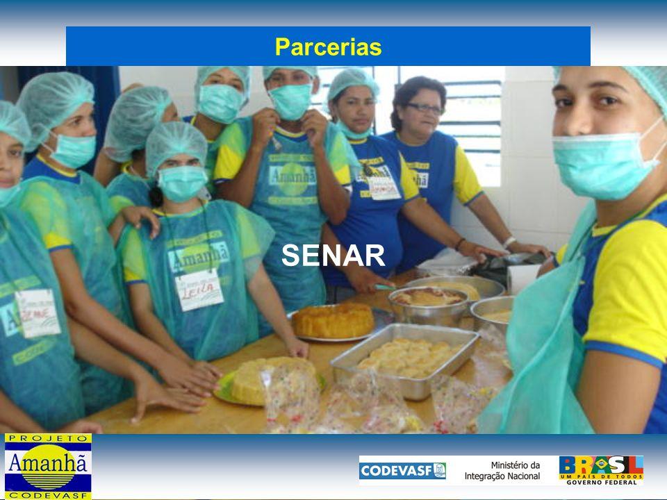 Por conta de capacitações desenvolvidas no PA Itiúba, alguns jovens já conseguiram se inserir no mercado de trabalho, principalmente na função de tratorista.