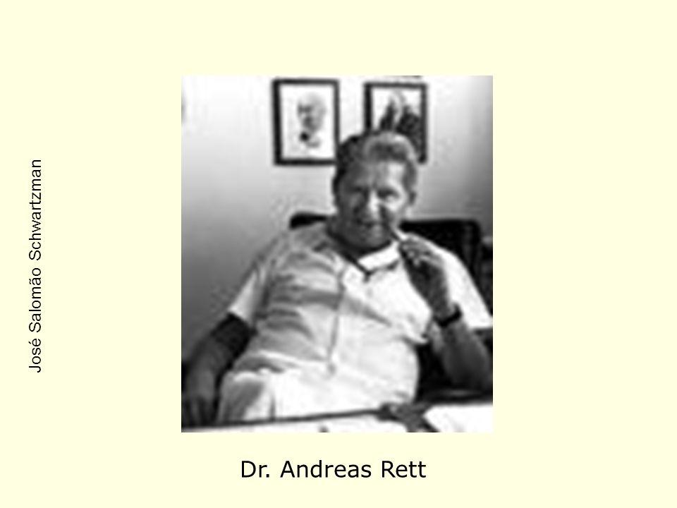 Síndrome de Rett a alteração genética da síndrome de Rett foi identificada: um gene localizado no cromossomo X chamado MECP2 (Dr.