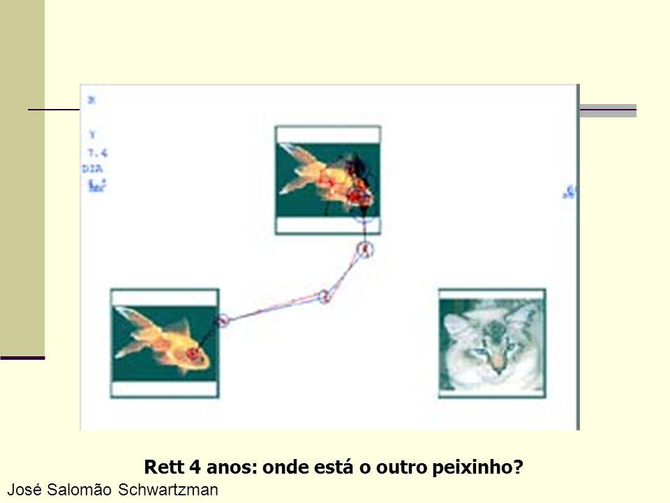 Rett 4 anos: onde está o outro peixinho? José Salomão Schwartzman