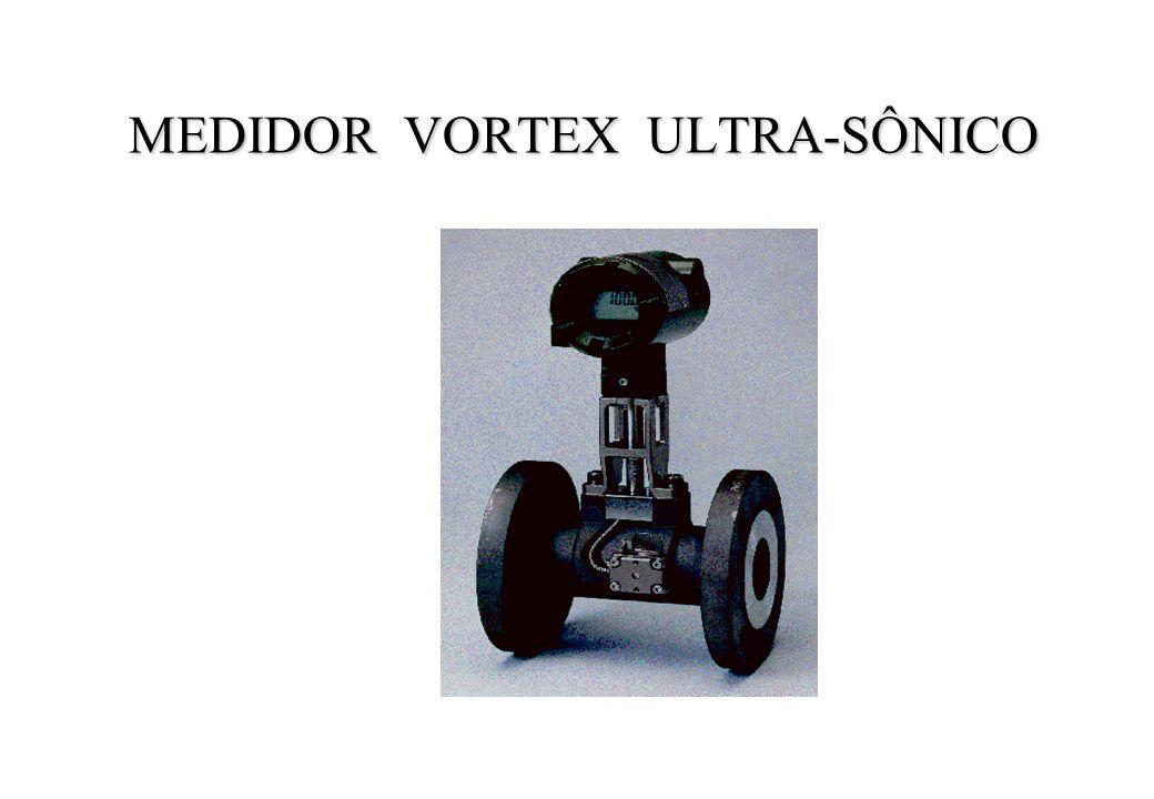 MEDIDOR VORTEX ULTRA-SÔNICO