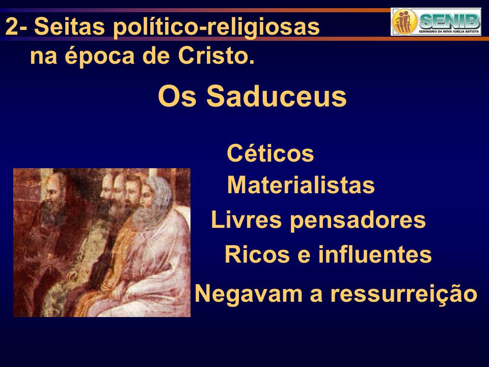 4.4 - O Ministério de Cristo.O Ano de Popularidade a.