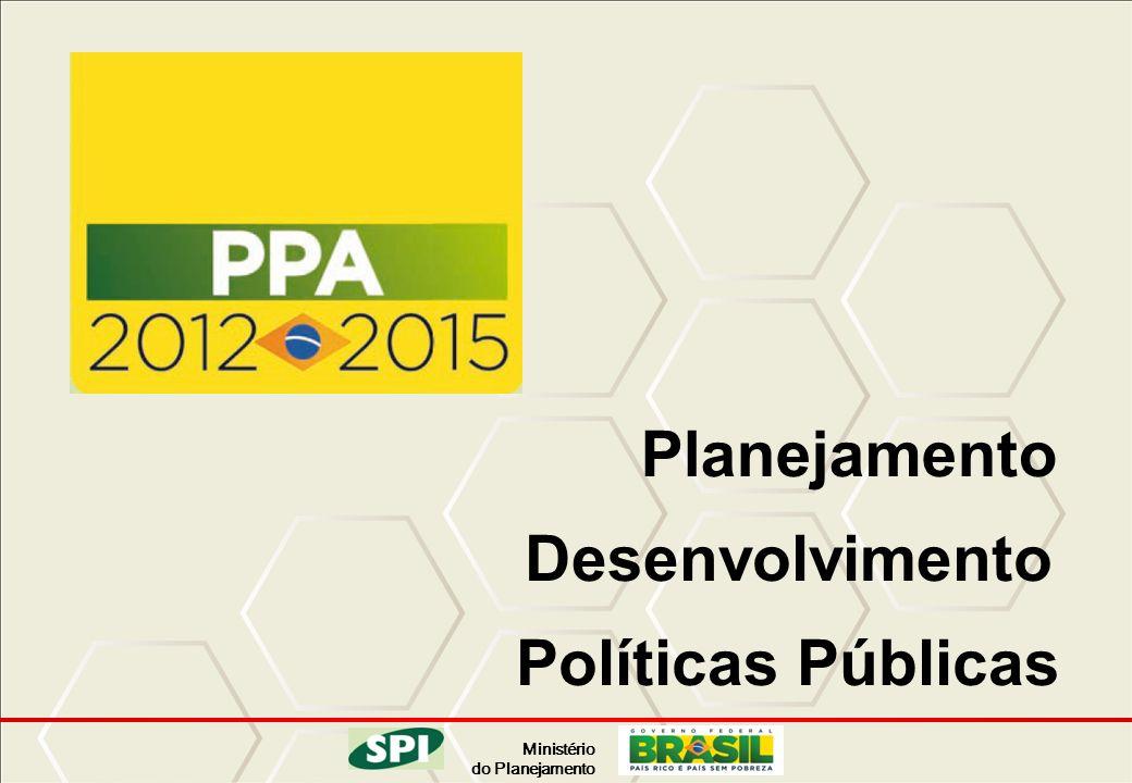 Ministério do Planejamento Habitação Fonte: IBGE Elaboração: IPEA