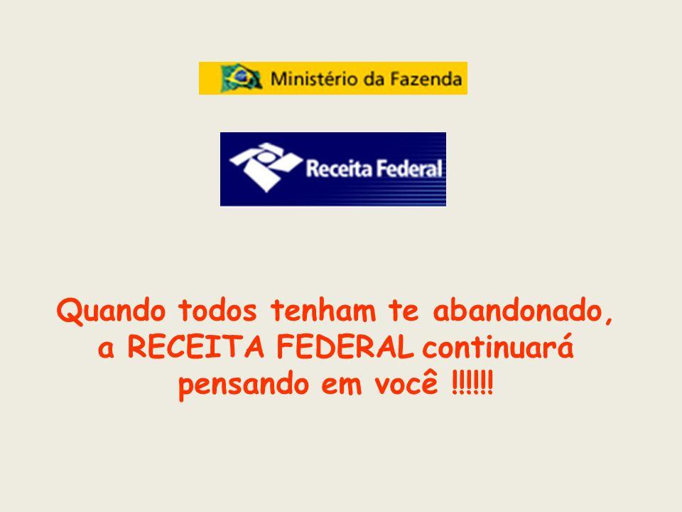 REFIS – 2000 PAES – 2003 PAEX – 2006 PAES Crise – 2009 Até 2012!!.