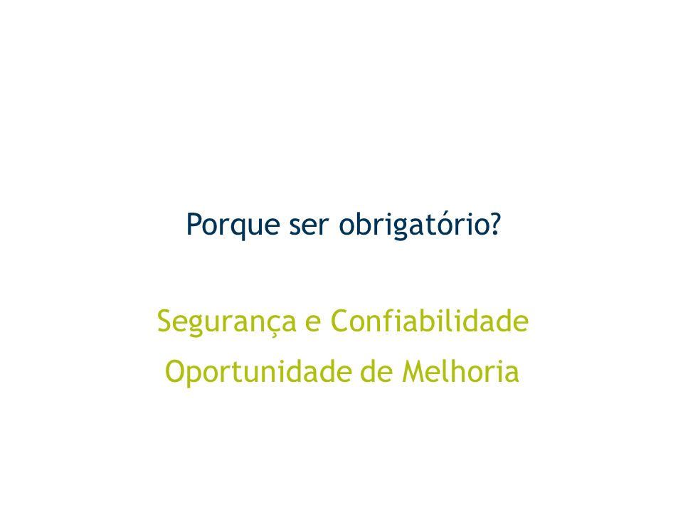 ENSAIO DE PROFICIÊNCIA O programa da.