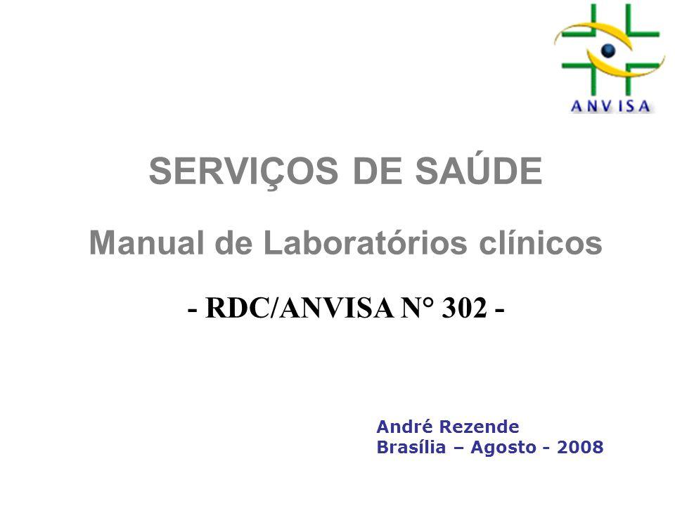 Treinamento para Aplicação do Roteiro de Inspeção em Laboratórios de Analises Clínicas e Postos de Coleta Laboratorial Curitiba PR – 24 e 25 de setemb
